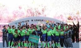 韩国K联赛抢先复赛!