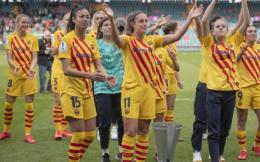 西班牙足协:女足联赛提前结束 巴萨夺得甲级冠军