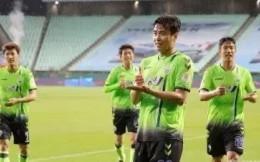 李同国打入新赛季K联赛首球 41岁老将致敬抗疫英雄