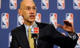 萧华:NBA5月已不考虑复赛可能  30队或在分两个城市打空场比赛