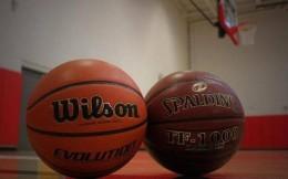 2020-21赛季起 威尔胜将取代斯伯丁成为NBA官方用球
