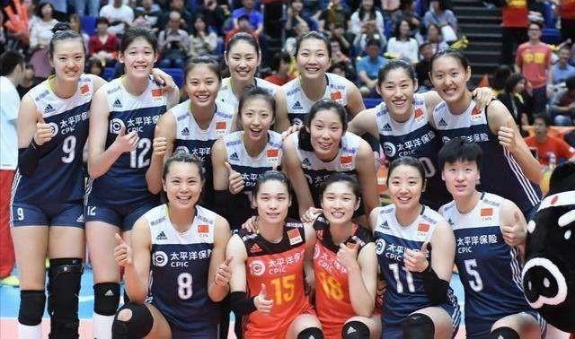 中国女排获得2019感动中国年度人物