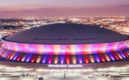 梅奔拒绝续约 新奥尔良圣徒主场将寻找新任冠名商
