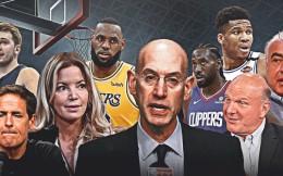 NBA高管透露复赛时间表 七月中旬开始比赛 圣诞节前后开始新赛季