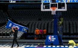 为复赛做准备 NBA正与多个新冠检测供应商进行洽谈