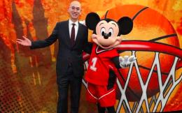 NBA宣布与迪士尼进行试探性对话 计划7月底复赛