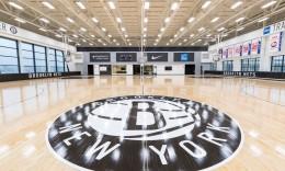 篮网将在周二重启训练馆 每次进馆人员不超4人