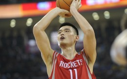 美媒评六大洲NBA球员最佳阵容 姚明孙悦上榜