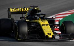 F1雷诺车队:继续留在F1 认可预算帽新规
