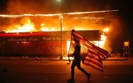 一个美国黑人之死,引爆140座城市示威、詹皇乔丹抗议