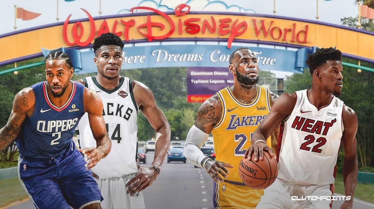 NBA计划只安排22支球队复赛  无季后赛希望者已无意陪跑