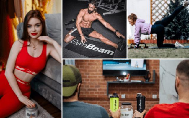 欧洲健身品牌GymBeam获600万欧元融资,目标2024年实现1亿营收