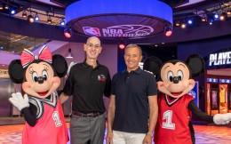 22支球队、8月1日、迪士尼乐园,美媒曝NBA计划通过复赛方案