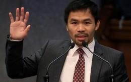 帕奎奥计划竞选2022菲律宾总统 已有10年从政经验