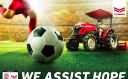 SPORTFIVE 更名后,促成日本洋马成为2020年铃木杯东南亚足球锦标赛官方赞助商