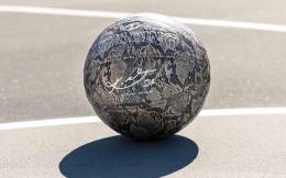 斯伯丁将发售科比限量版曼巴蛇皮篮球