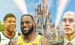 提前一天!曝NBA开赛日期提前至北京时间7月31日