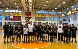 传播正能量!独臂篮球少年张家城受CBA和广东队邀请出席跳球仪式