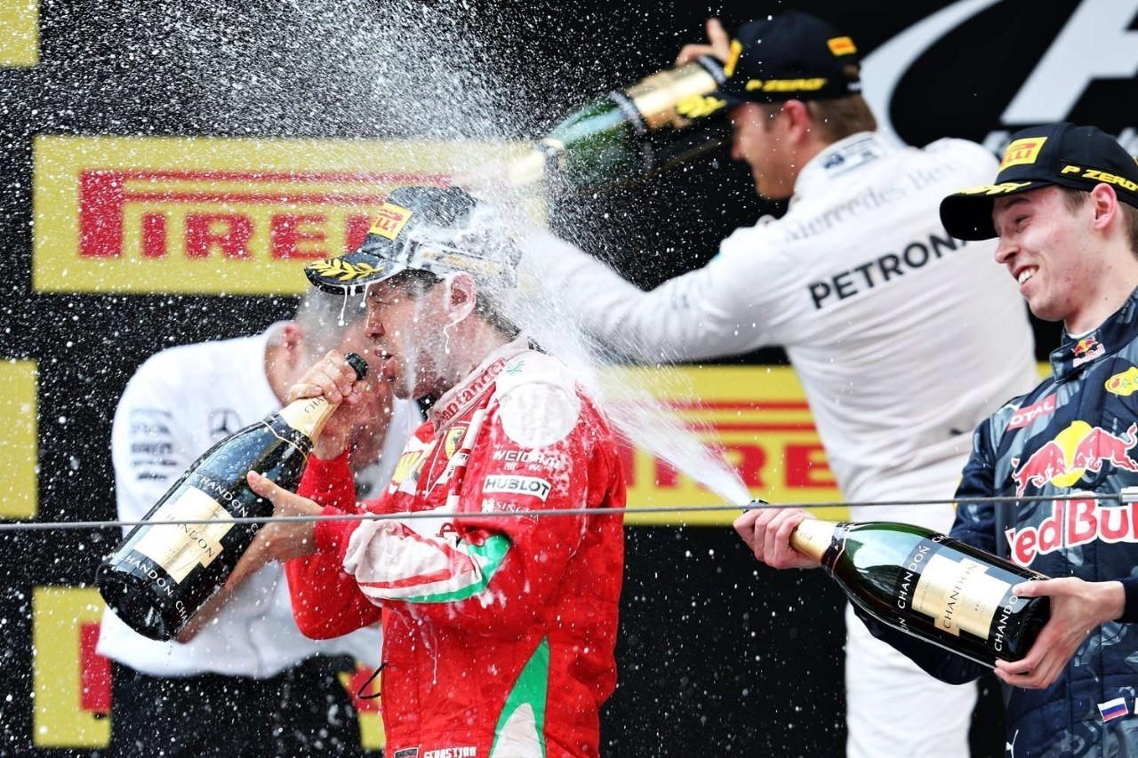 F1赛事总监:本赛季颁奖仪式将发生重大改变