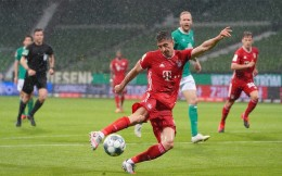 拜仁慕尼黑提前两轮卫冕德甲,完成八连冠伟业