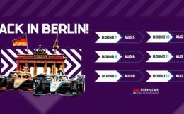 官宣!FE电动方程式第六季重燃战火 8月5日-13日德国柏林连赛6场