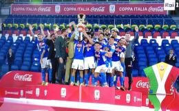 那不勒斯六度问鼎意大利杯 加图索收获个人执教首冠