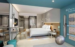 洲际酒店集团在国内推出,健康生活方式酒店子品牌