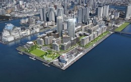 东京奥运村改建楼销售工作已暂停 购房业主延期1年入住
