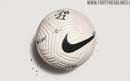 耐克发布最新款足球售价120英镑 将用于新赛季英超意甲