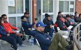 MLB助力中国垒球协会举办首期球探知识讲座