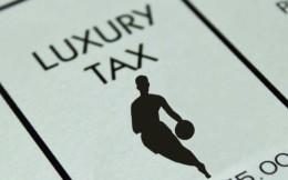 NBA四支球队需缴纳奢侈税 开拓者590万美元最多
