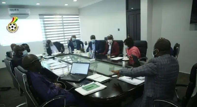 受新冠疫情影响 加纳足协宣布提前结束本赛季联赛并取消升降级