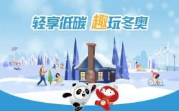 """北京冬奥组委正式上线""""低碳冬奥""""微信小程序"""