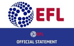BBC:新一轮新冠检测,英乙至英冠三级联赛无人呈阳性