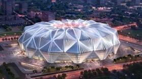 中西合璧,广州新球场造型出炉!看恒大如何倾力打造专业球场
