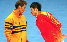 李宗伟发文致敬林丹:我最伟大的对手 为你骄傲
