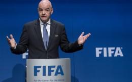 英媒:FIFA主席与瑞士总检察长遭刑事调查