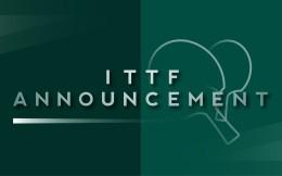 国际乒联:2020日本公开赛被迫取消