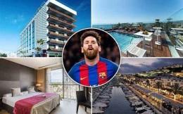 梅西再度收购西班牙豪华酒店 已是个人旗下第四家酒店