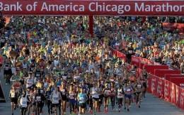 芝加哥马拉松宣布取消,六大满贯中仅剩伦敦保留悬念