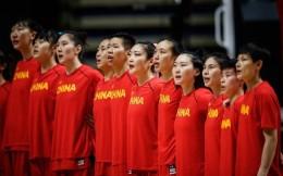中国女篮公布26人集训大名单 含四名大学生球员
