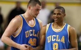 UCLA双星!乐福以及威少入选UCLA篮球名人堂