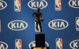NBA:本赛季常规赛各大奖项的评选正式开启 只参考停赛前的表现