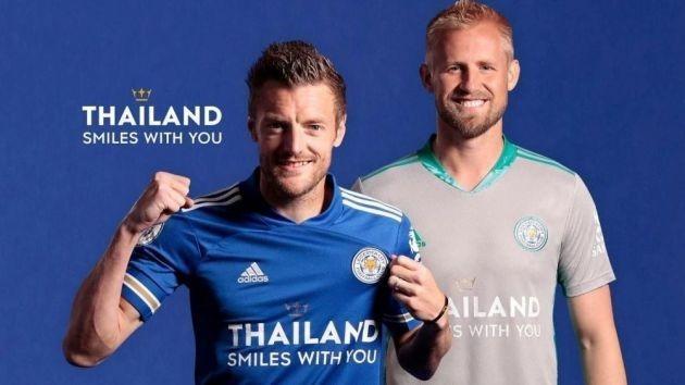 莱斯特城与泰国旅游局达成一个赛季的球衣赞助协议