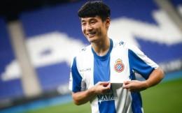 武磊官宣留队:下赛季将留在西班牙人 和球队征战西乙
