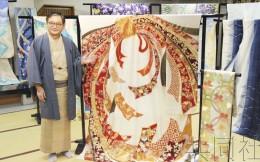 东京奥运会213件各国主题和服完工 每件制作费200万日元