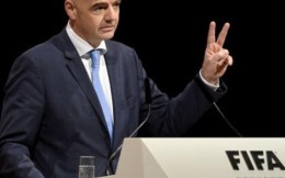 FIFA主席因凡蒂诺被瑞士检察院起诉