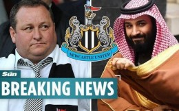 沙特财团宣布取消收购纽卡斯尔的交易