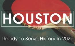 因疫情不断恶化 美国休斯顿放弃2021世乒赛举办权