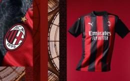 AC米兰新球衣大受欢迎 2天销量比去年同期增17倍